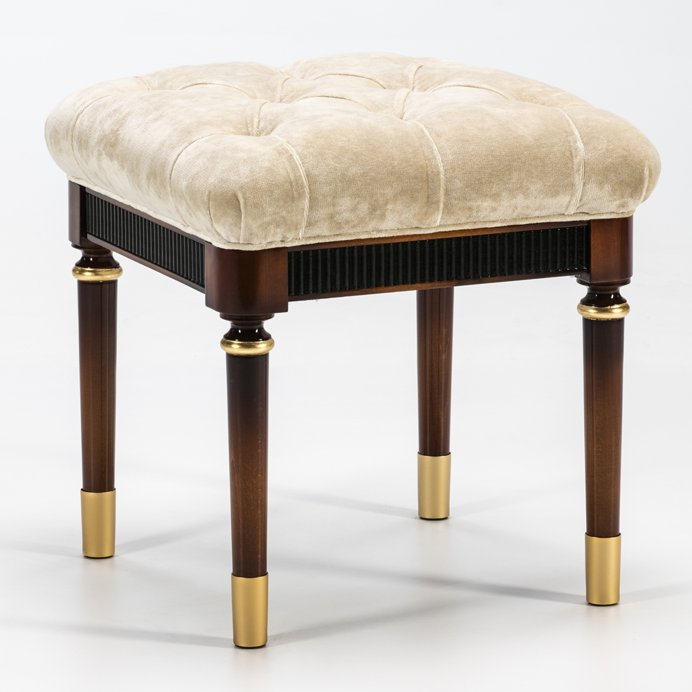 BEDROOM FURNITURE, BENCH, CHAIRS, STOOLS