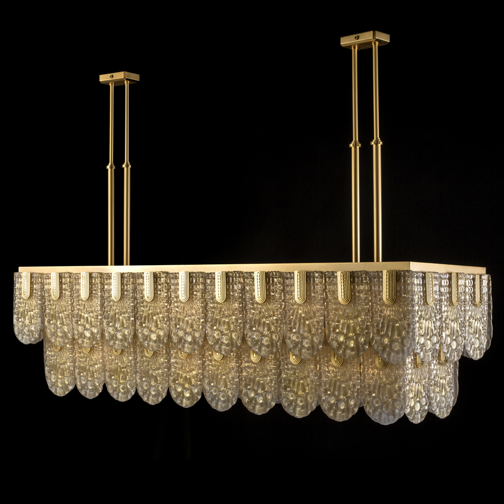 contemporary luxury chandelier