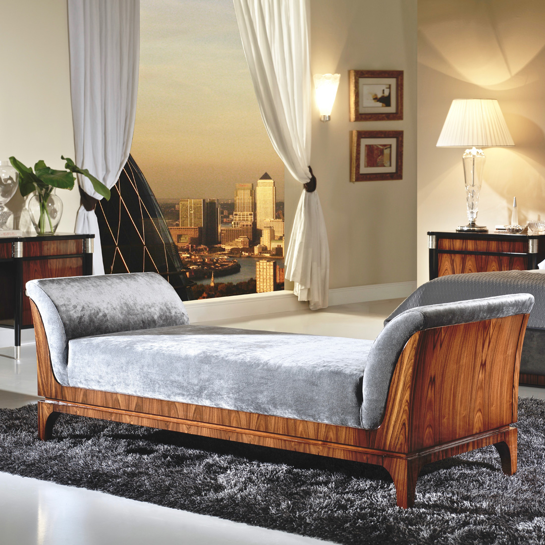 BEDROOM, BENCH, CHAIR, STOOLS