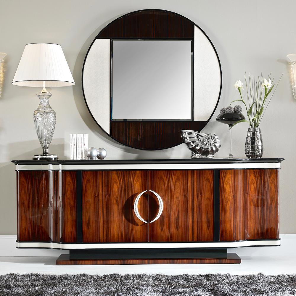 Luxury art deco sideboard, luxury art deco furniture