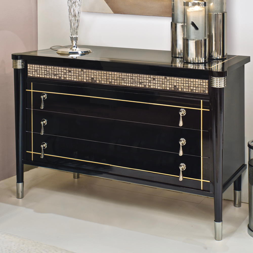 BEDROOM, CHEST OF DRAWERS