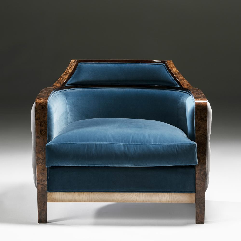 luxury armchair, high end armchair