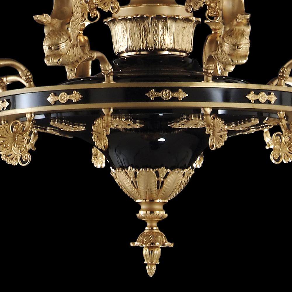 luxury classic chandelier, Bespoke lighting
