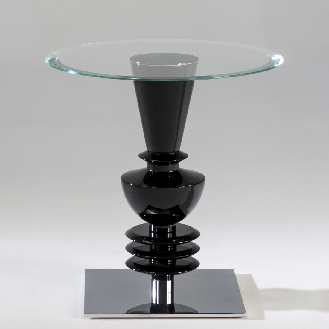 luxury contemporary side table