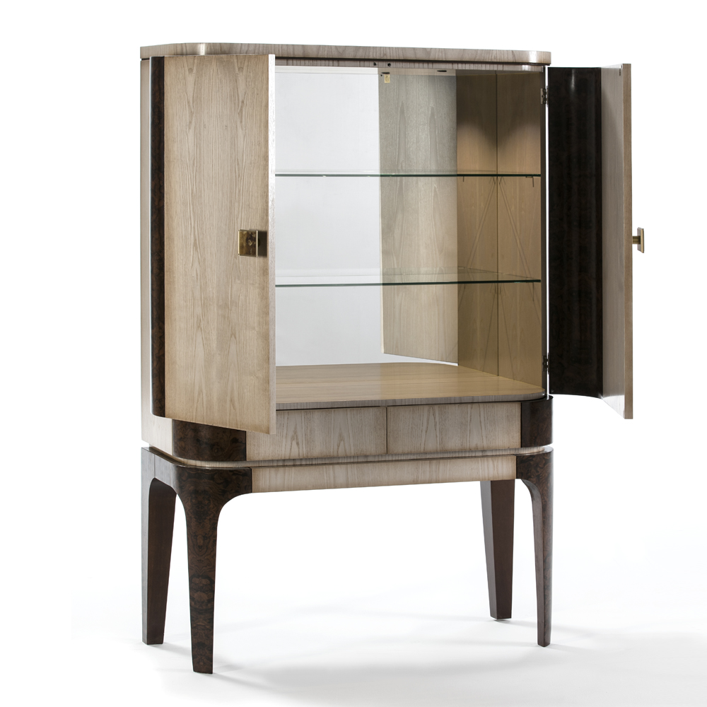 DINING ROOM FURNITURE, DISPLAY CABINET