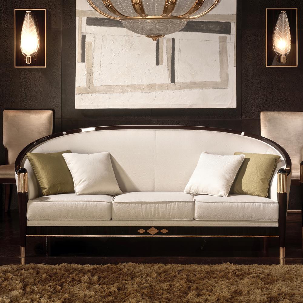 luxury art deco sofa, luxury sofa
