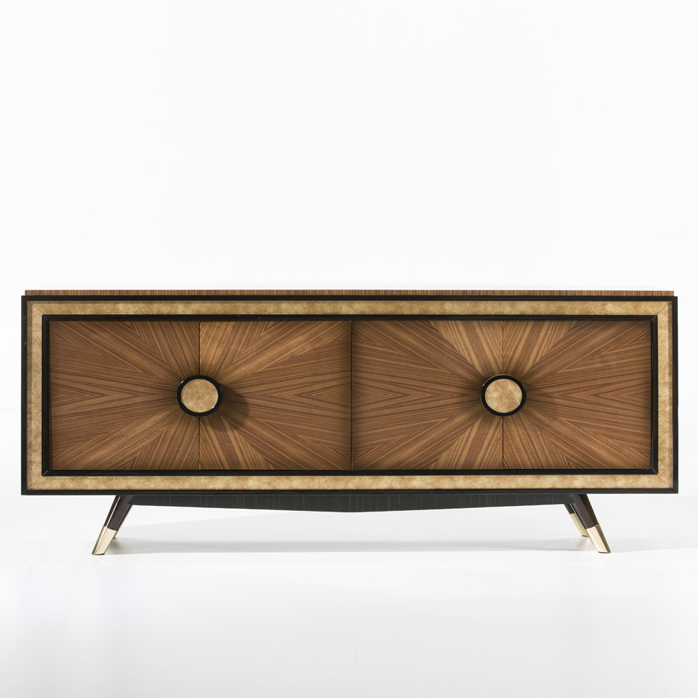 luxury art deco sideboard, high end sideboard