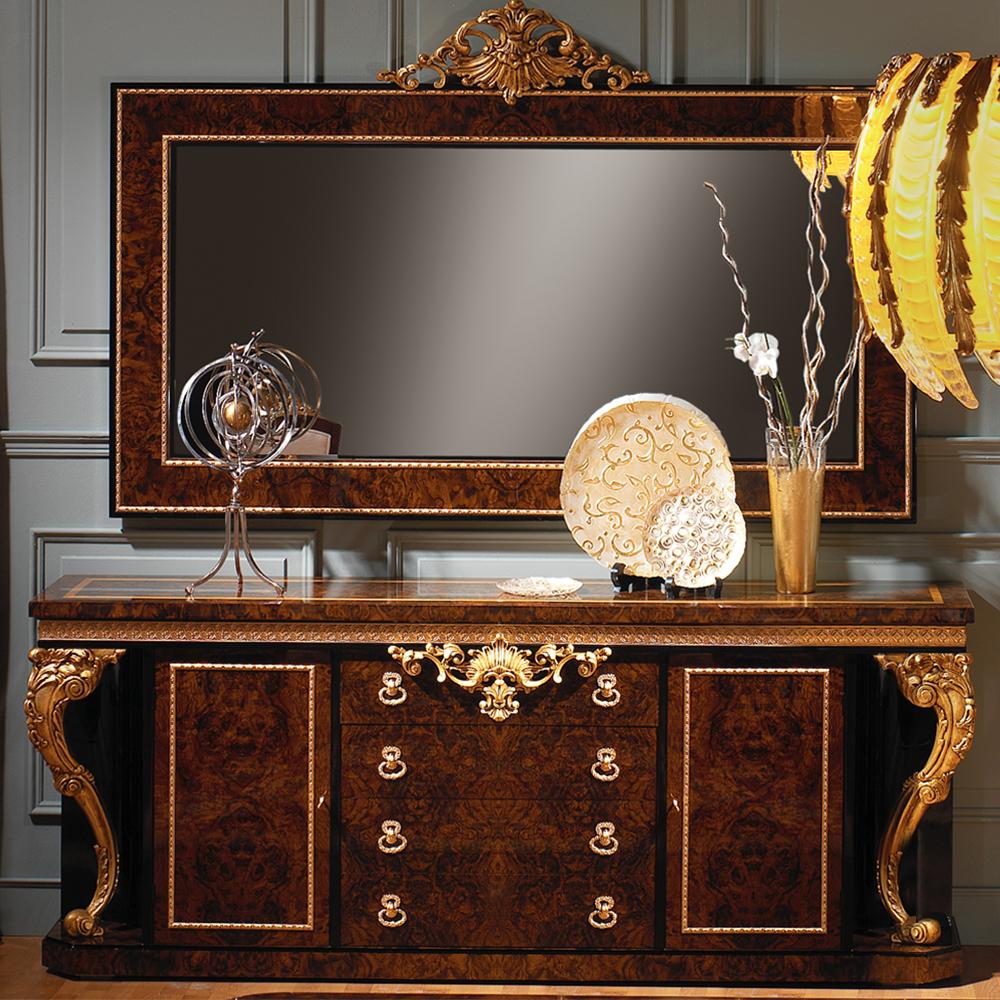 luxury baroque sideboard, luxury baroque furniture