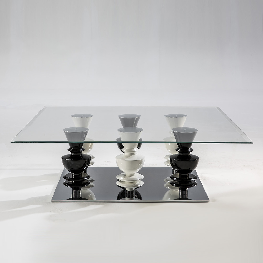 luxury contemporary coffee table