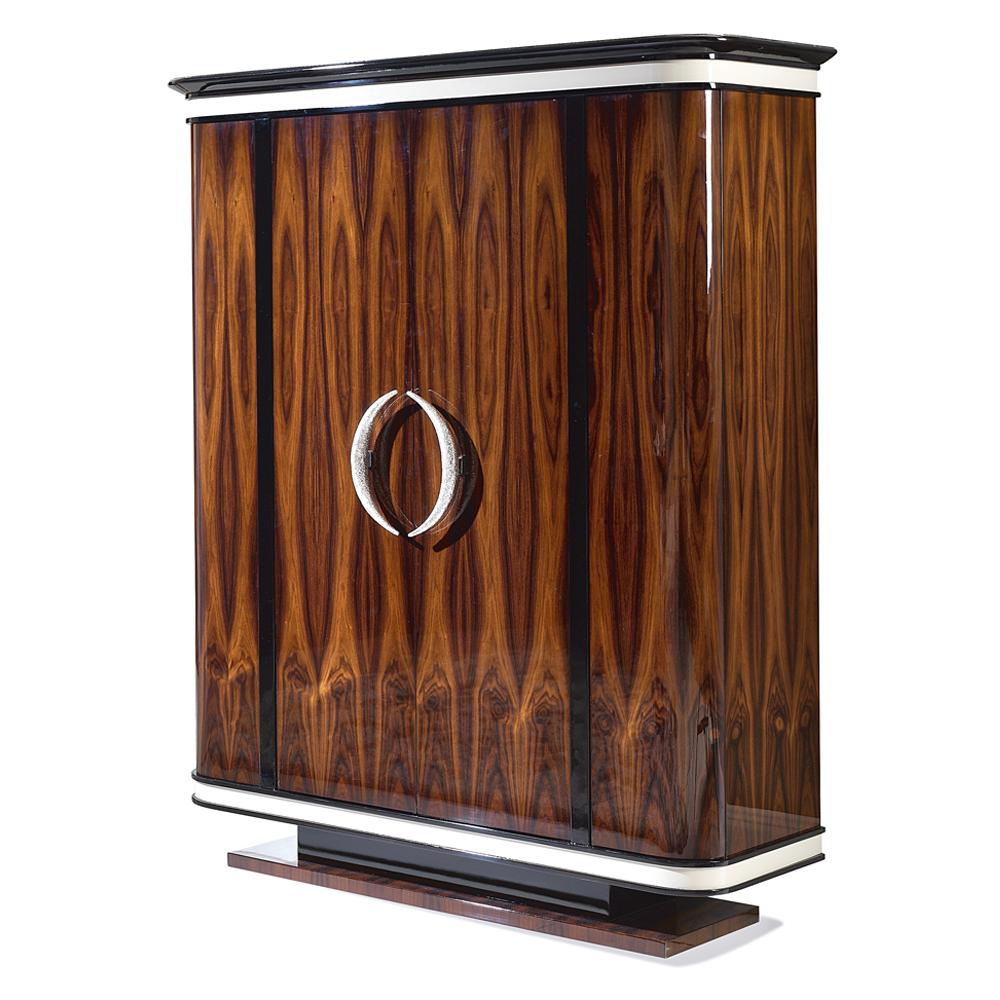 Luxury art deco cabinet, luxury art deco furniture