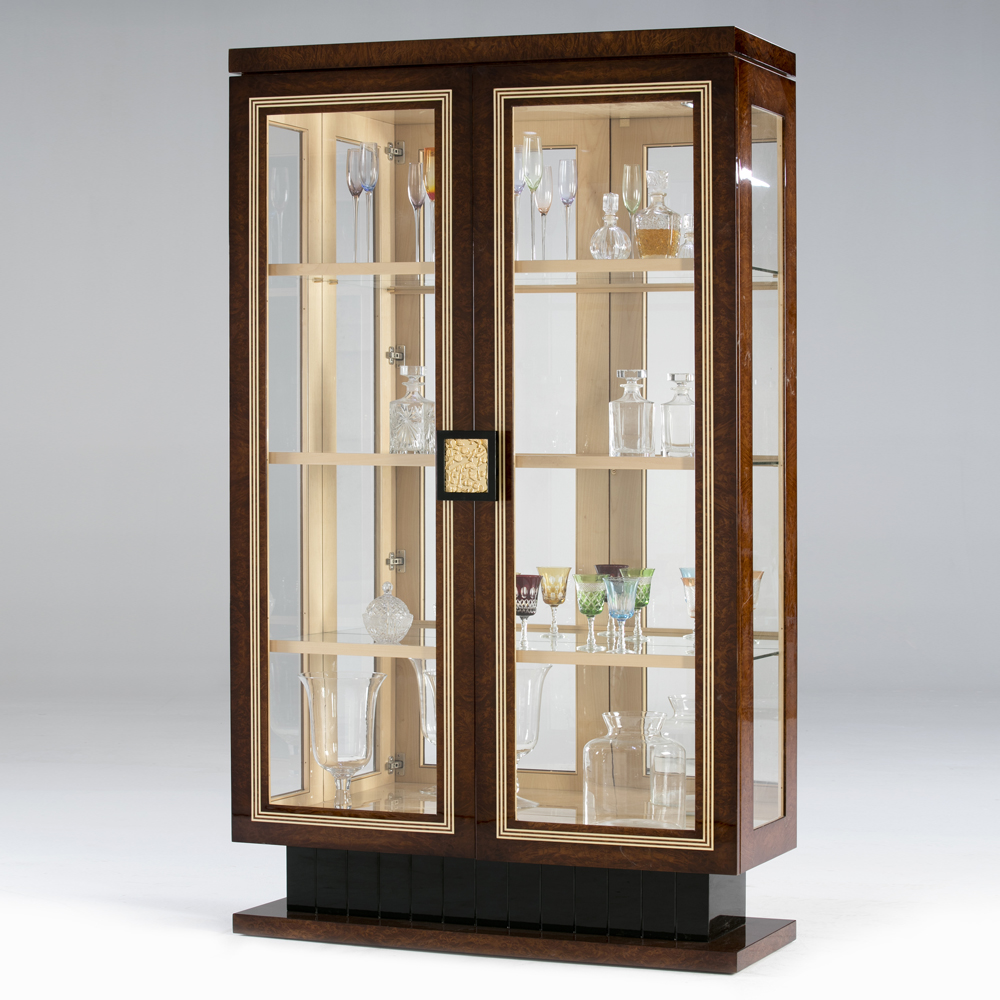 luxury display cabinet, high end cabinet