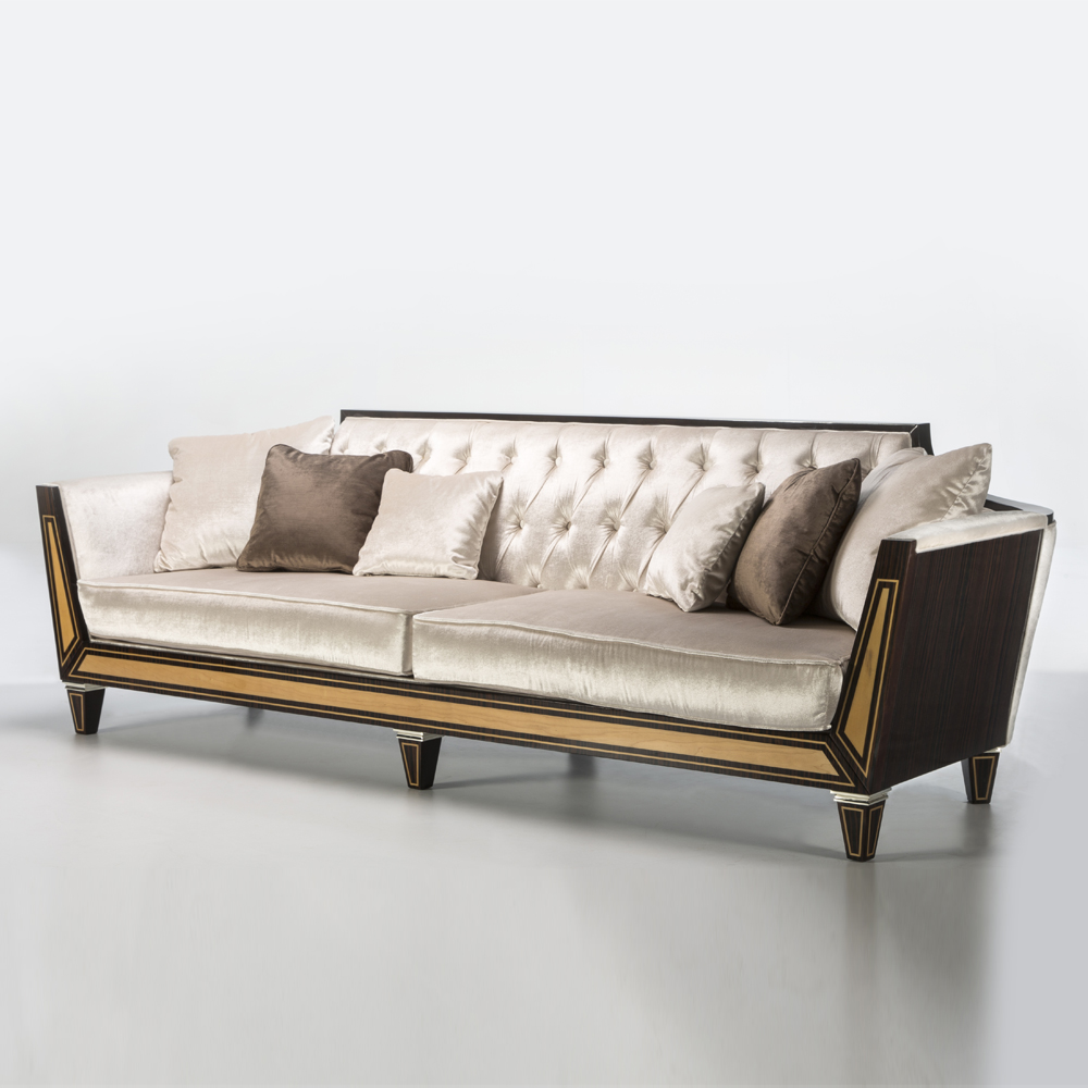 luxury sofa, high end sofa